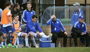 Jacob bailey ice in knee