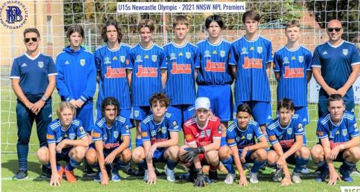 U15s Newcastle Olympic 2021 NNSW NPL Premiers 01 (2)